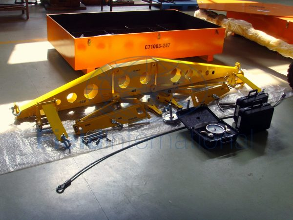 C71003-247 Bootstrap equip CFM56-3 engine