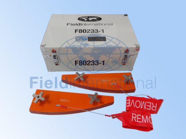 F80233-1 TEST EQUIPMENT PLUG - RAM AIR DUCT INSTALLATION