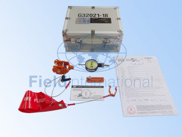 G32021-18 FORCE GAGE EQUIPMENT - LANDING GEAR LEVER