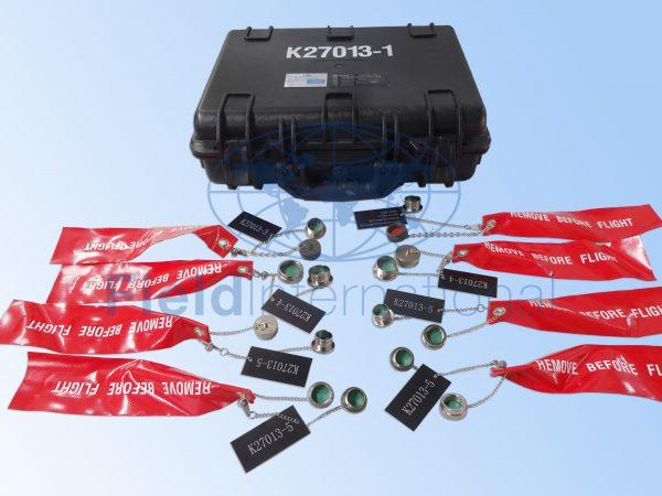 K27013-1 ELECTRICAL COVERS - LEADING EDGE SLATS, TRAILING EDGE FLAPS, FLAPERONS