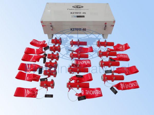 K27017-46 LOCK EQUIPMENT - SPOILER HYDRAULIC ACTUATORS (CE)