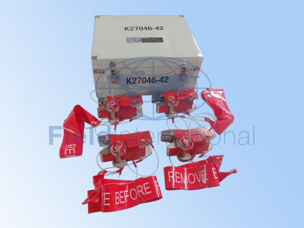 K27046-42 LOCK EQUIPMENT - ELEVATOR POWER CONTROL UNIT (CE)