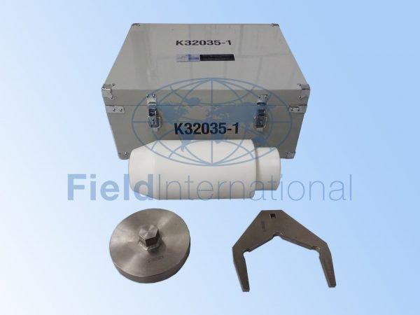 K32035-1 REMOVAL AND INSTALLATION EQUIPMENT - MAIN LANDING GEAR BOGIE PIVOT PIN