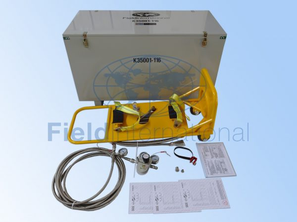 K35001-116 TEST EQUIPMENT - FLOW FUSE, CREW OXYGEN DISTRIBUTION MANIFOLD