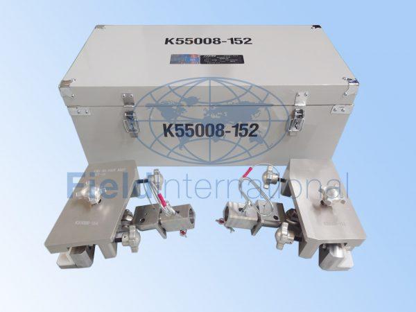K55008-152 MAINTENANCE PLATFORM - VERTICAL FIN, TENSION BOLTS